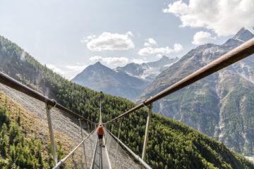 Auf dem Europaweg nach Zermatt: Mehrtageswanderung zwischen Viertausendern