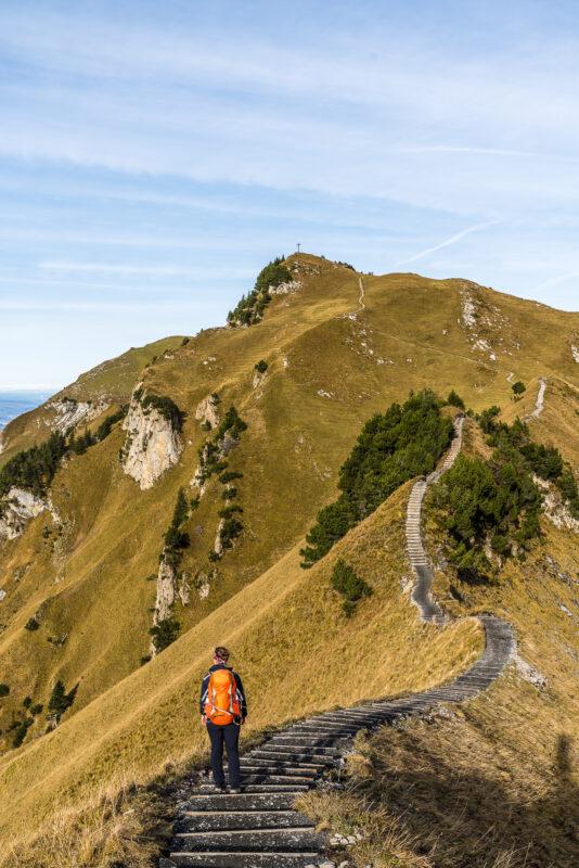 Klingenstock Treppenweg
