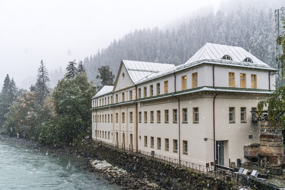 Kunsthalle Nairs Scuol