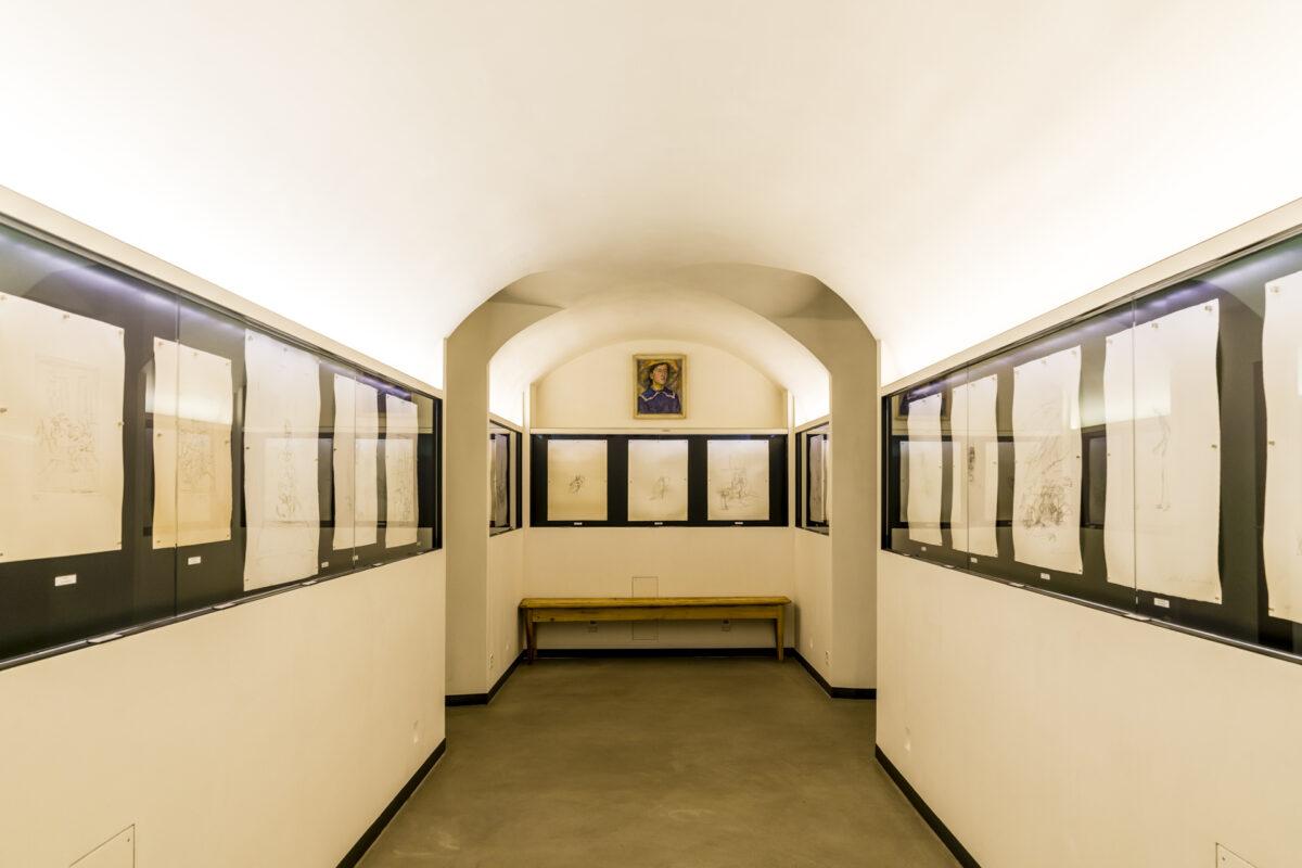 Pensiun Aldier Alberto Giacometti