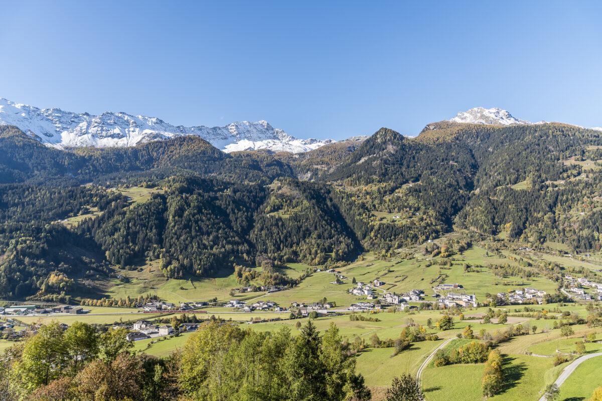 Puschlav Via Valtellina