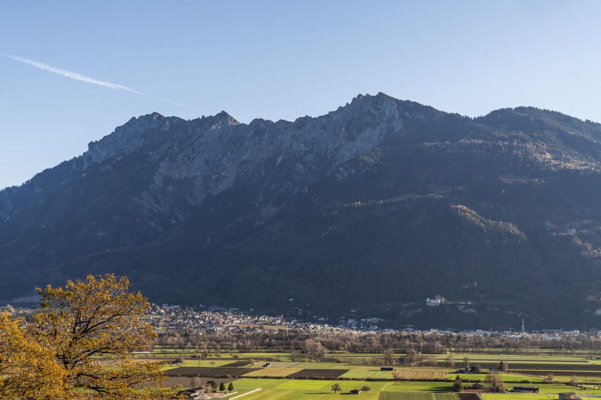 Rheintal Lichtenstein