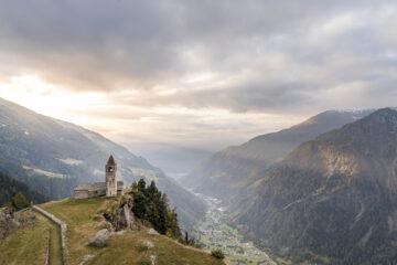 Poschiavo - San Romerio - Tirano: auf der ViaValtellina durchs Puschlav