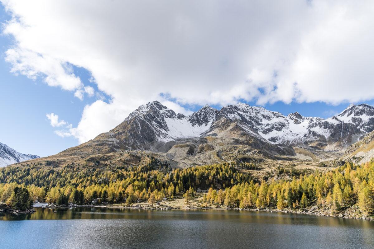 Lagh da Val Viola Oktober