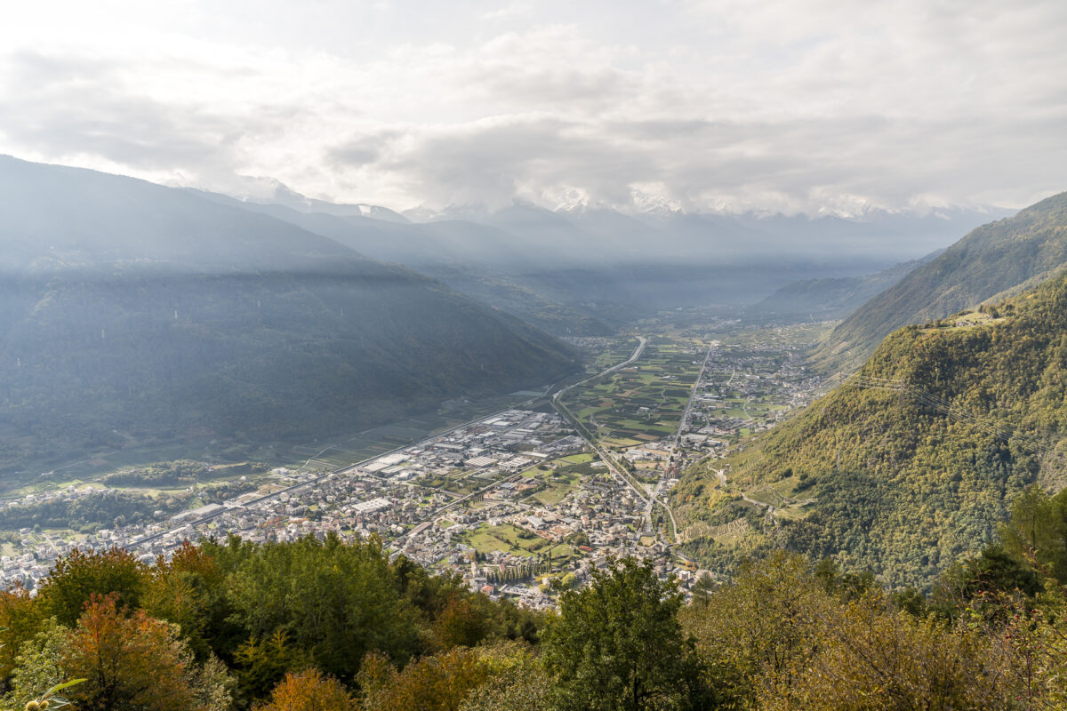 Via Valtellina Tirano