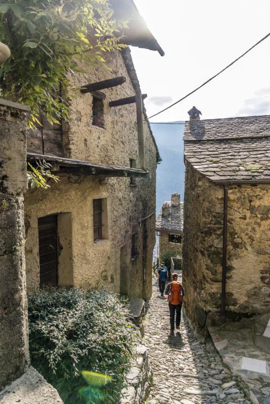 Wanderung Tirano