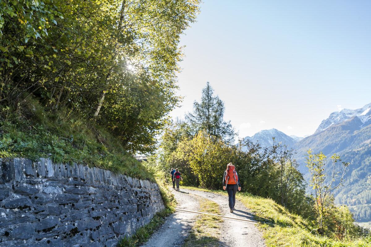 Via Valtellina Poschiavo