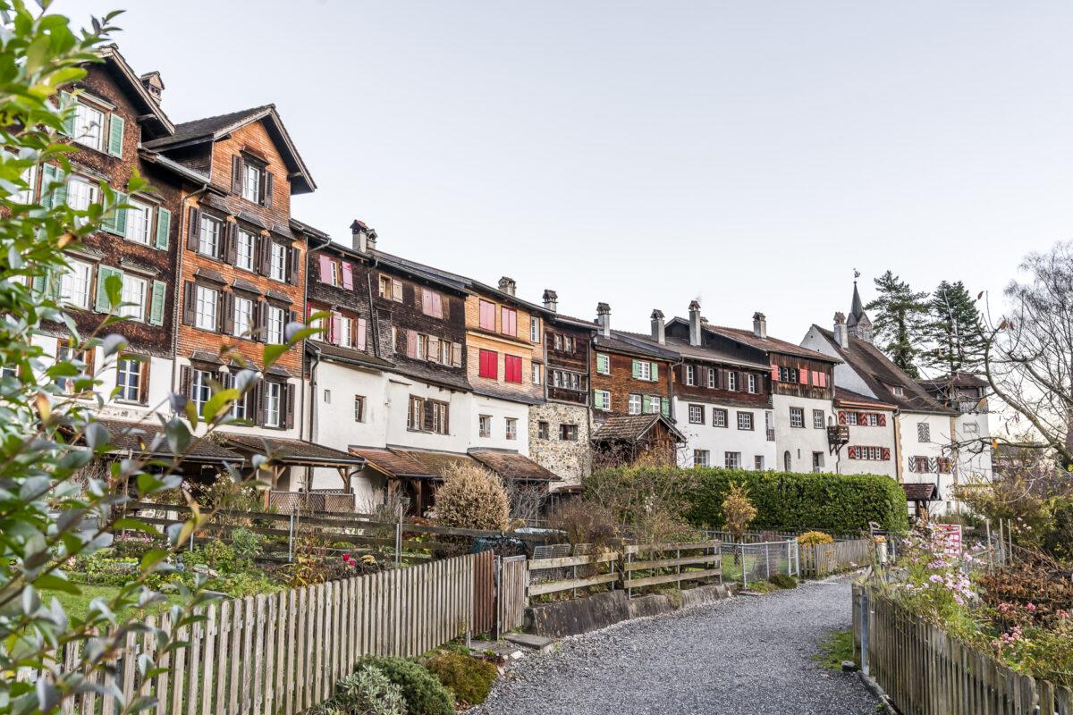 Werdenberg Ortsbild