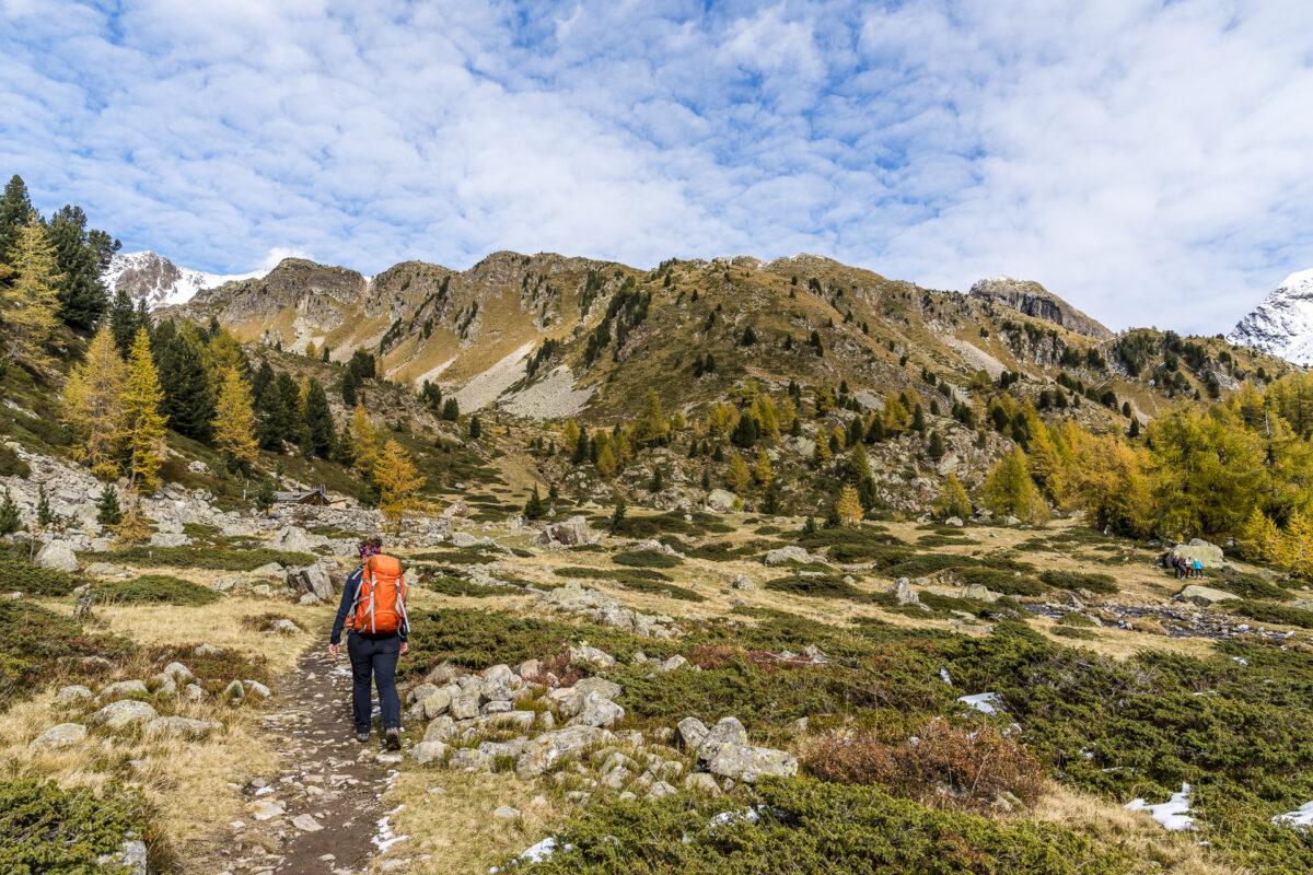Pass da Val Viola Puschlav