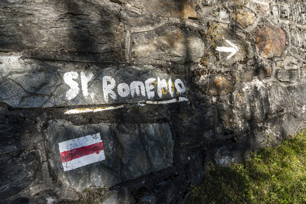 Poschiavo San Romerio