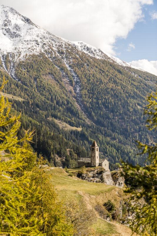 San Romerio Puschlav
