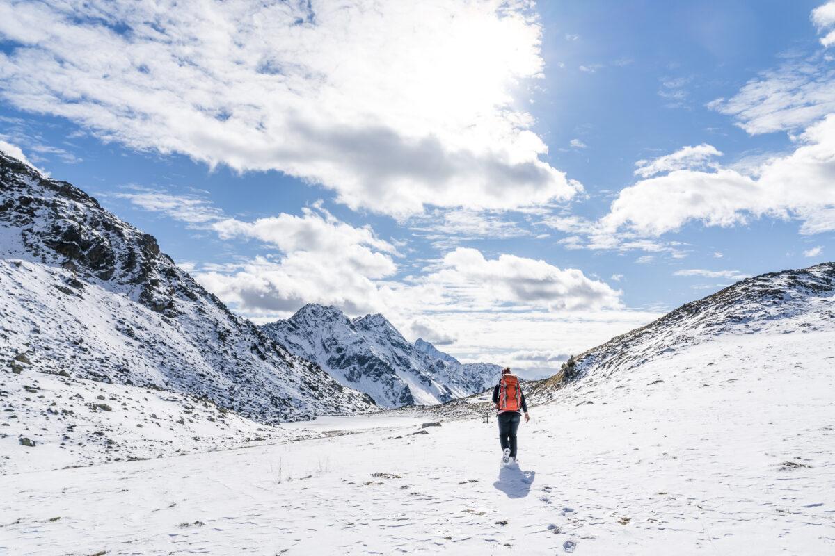Val Viola Val Camp Schnee