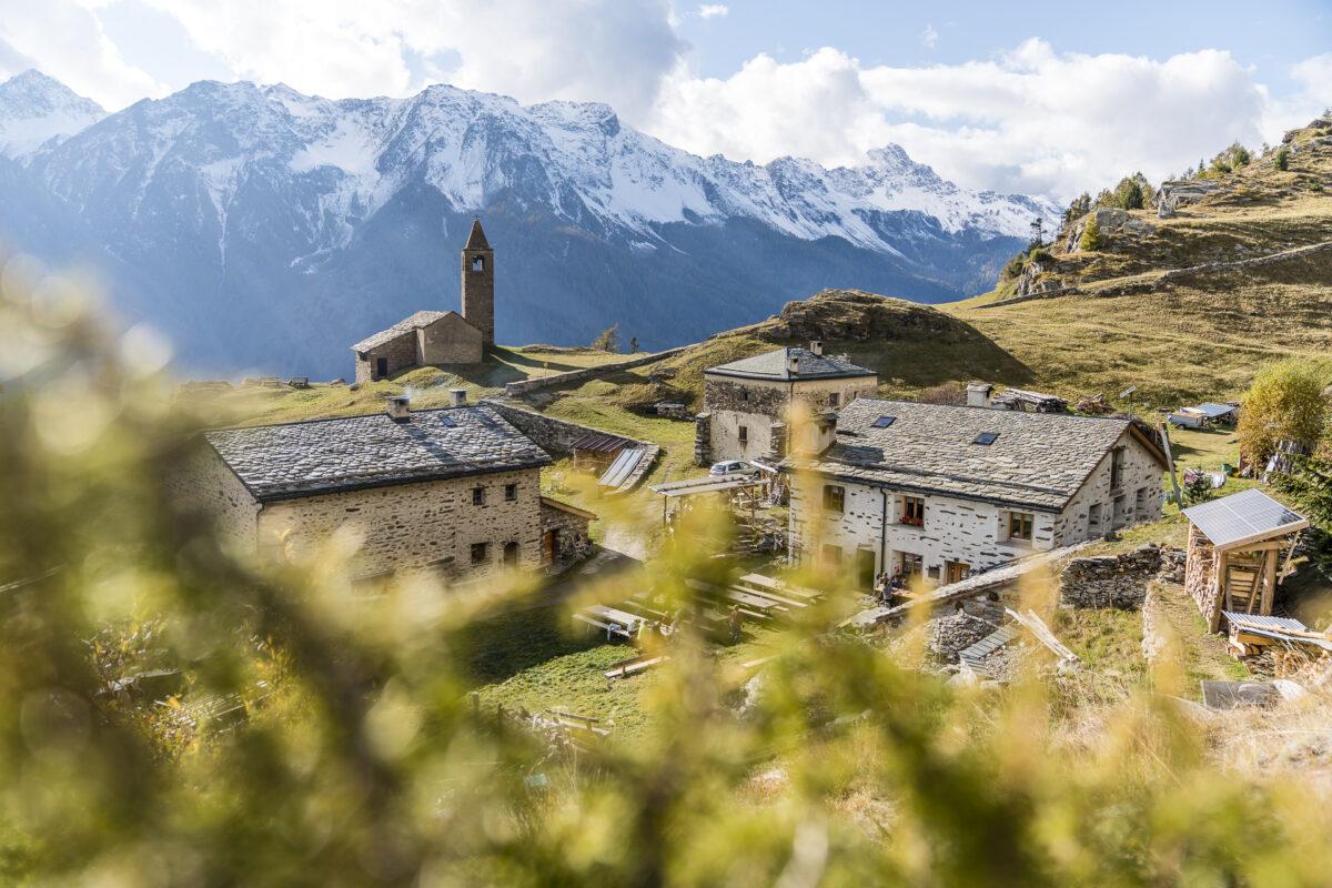 San Romerio Hütte
