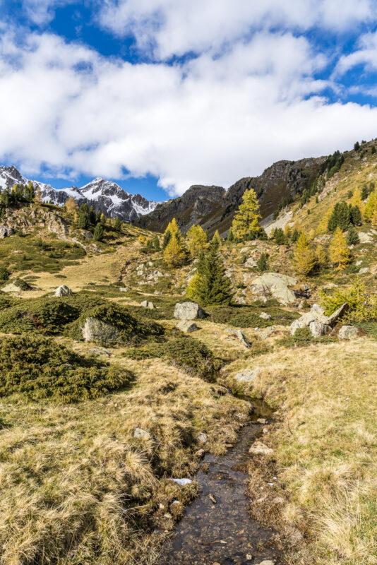Wanderung Lagh da Val Viola