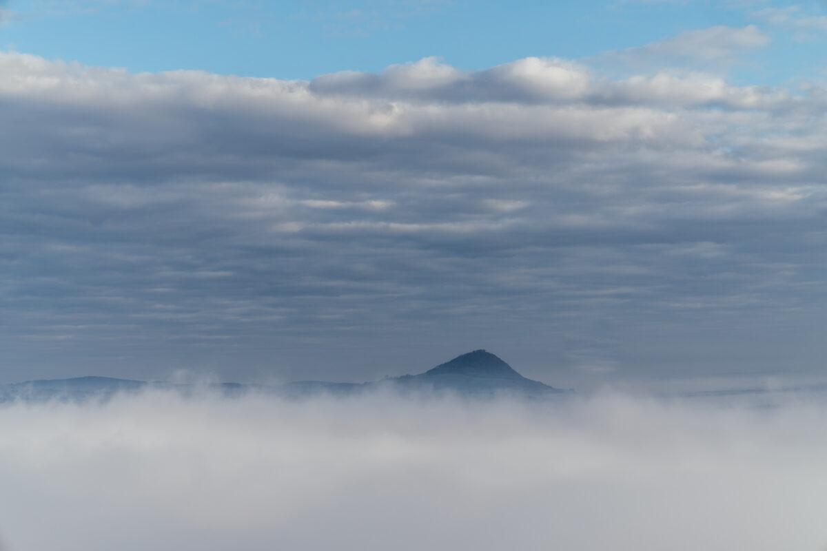 Hegau Vulkan