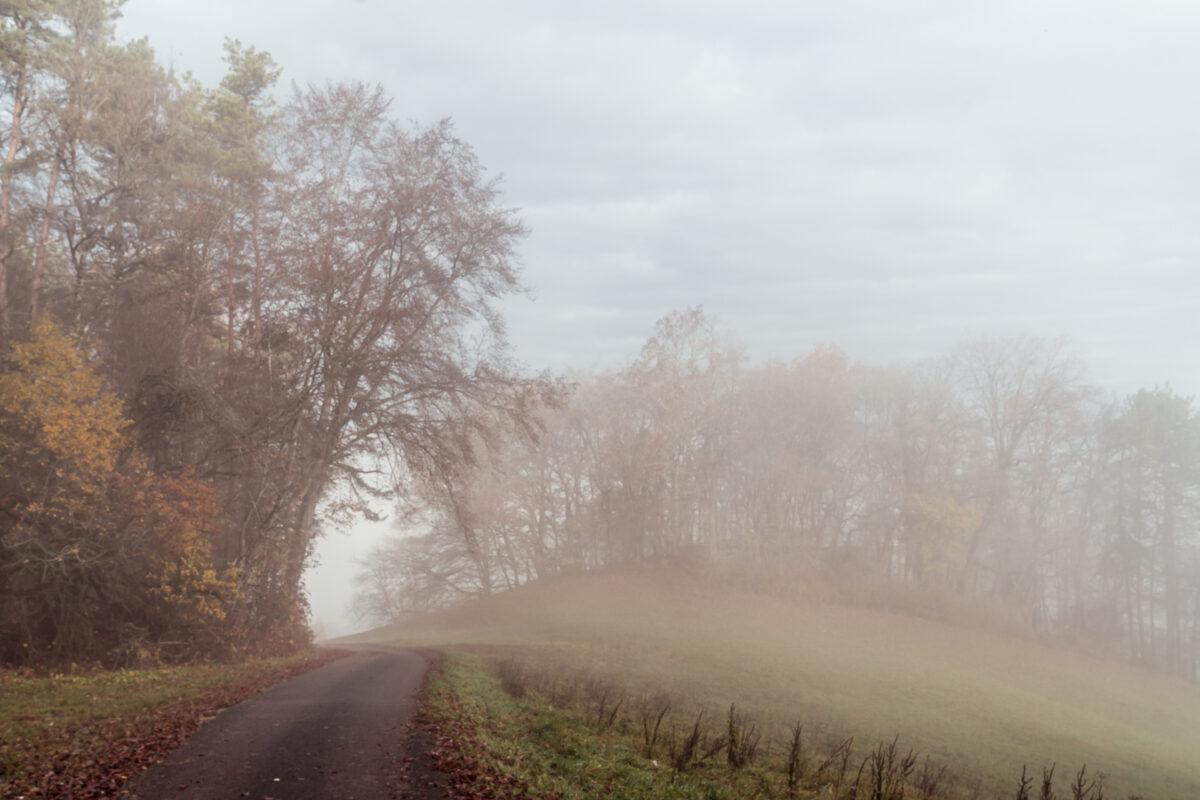 Opfertshofen Reiat Nebel