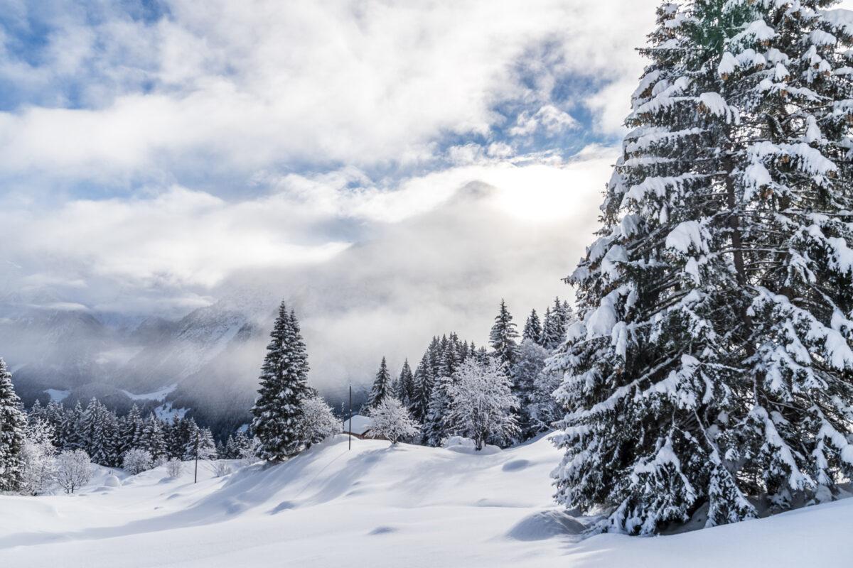 Arni Winterlandschaft