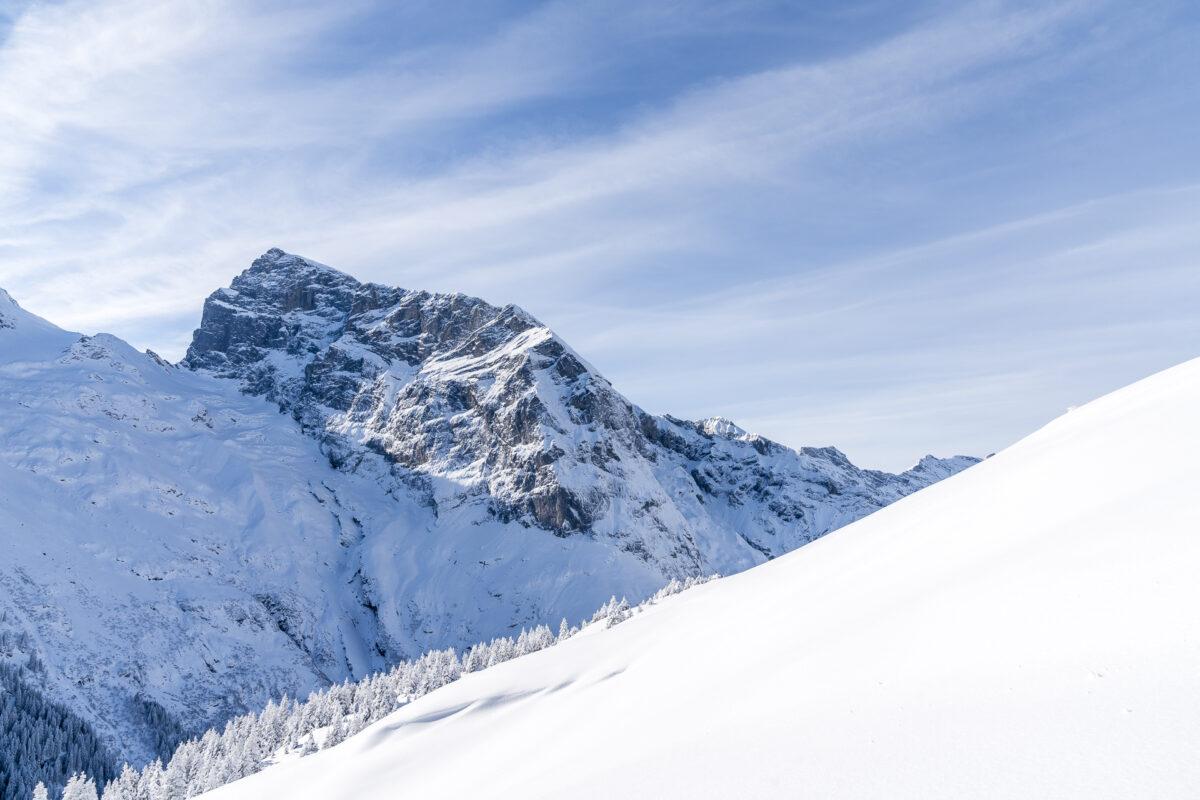 Engelberg Titlis im Winter