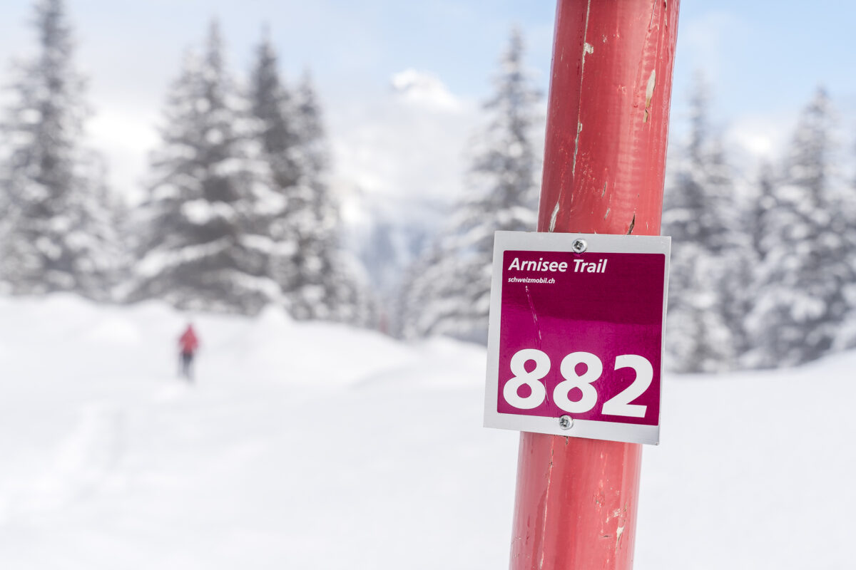 Arnisee Trail