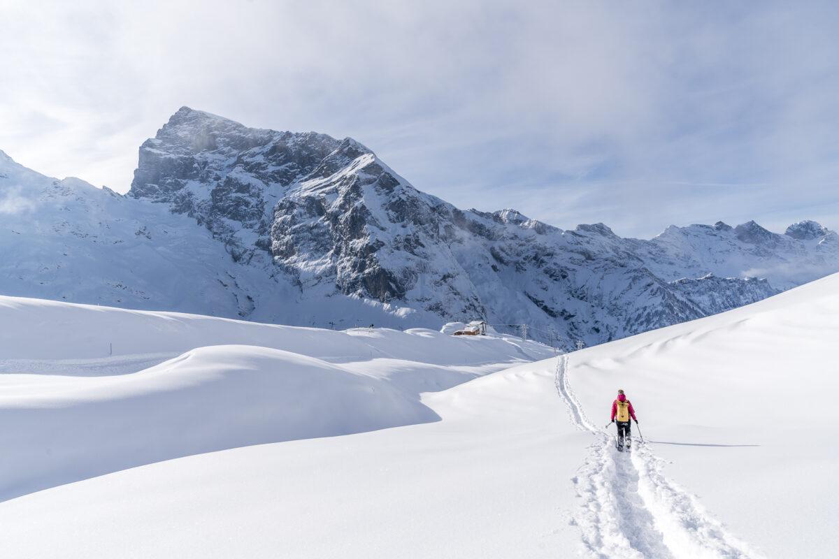 Engelberg Winter- und Schneeschuhwandern