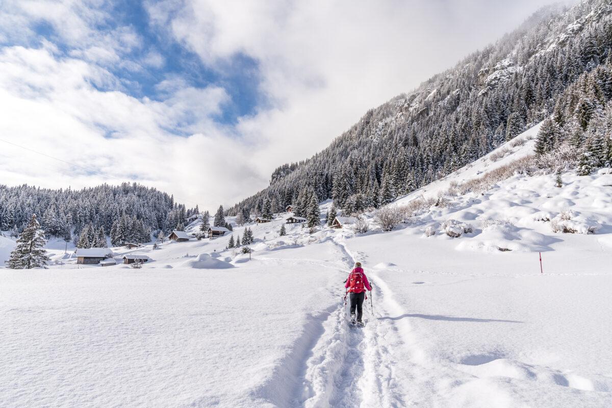 Arnisee Trail Wanderung