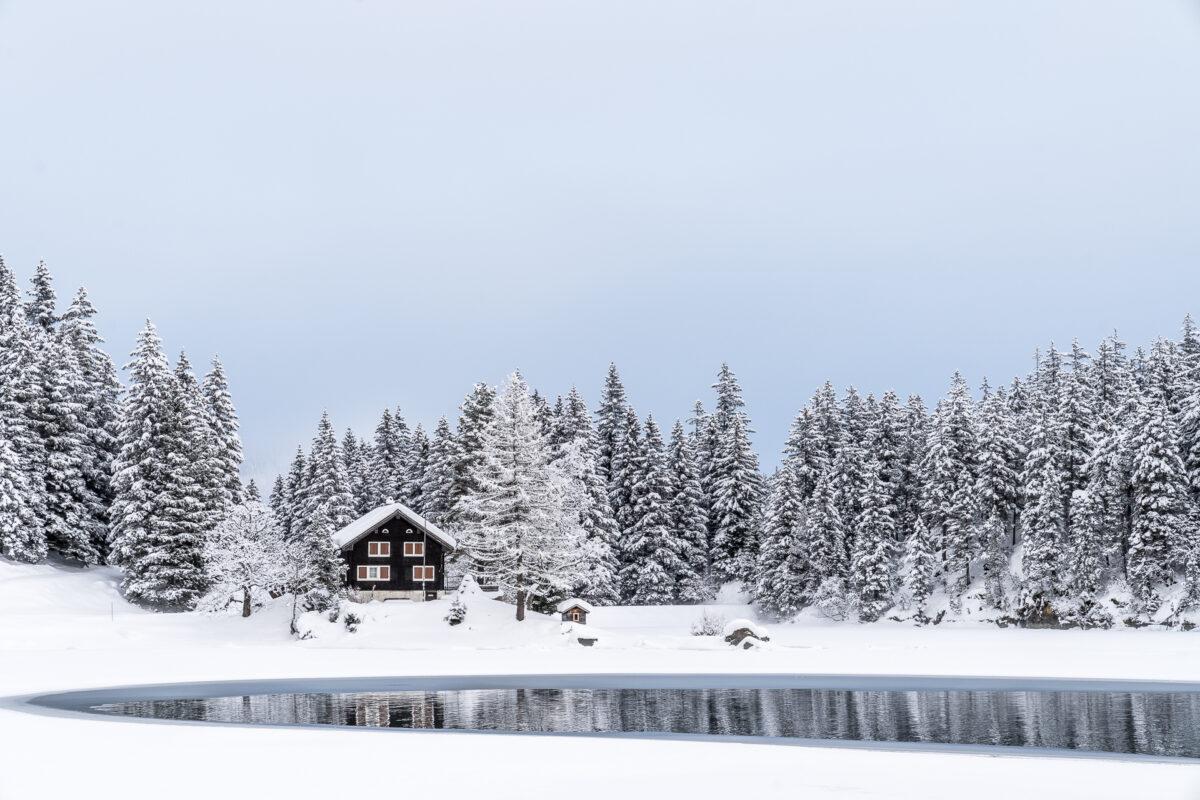 Arnisee Hütte