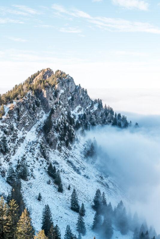 Hirzli Planggenstock Panorama