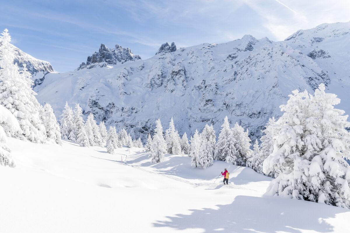 Engelberg Grotzli Trail