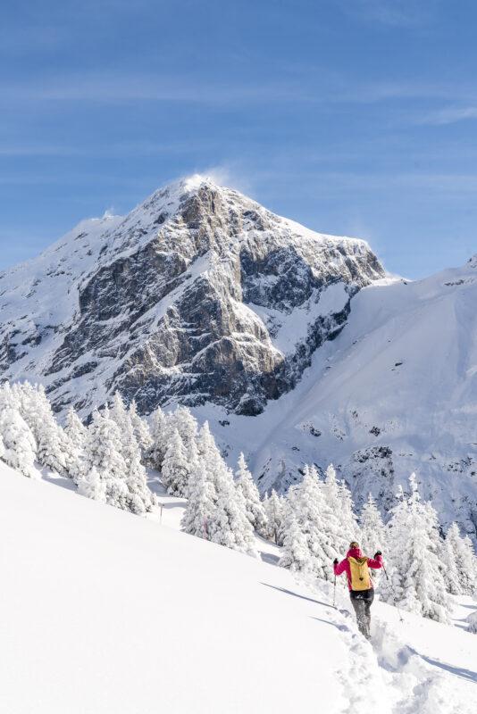 Schneeschuhlaufen Fürenalp