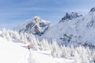 Winter & - Schneeschuhwandern in Engelberg: die schönsten Trails im Check
