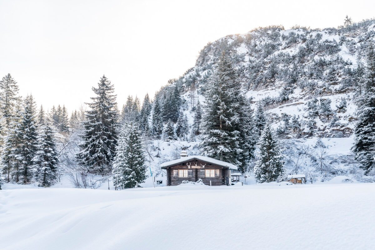 Bargis Winterlandschaft