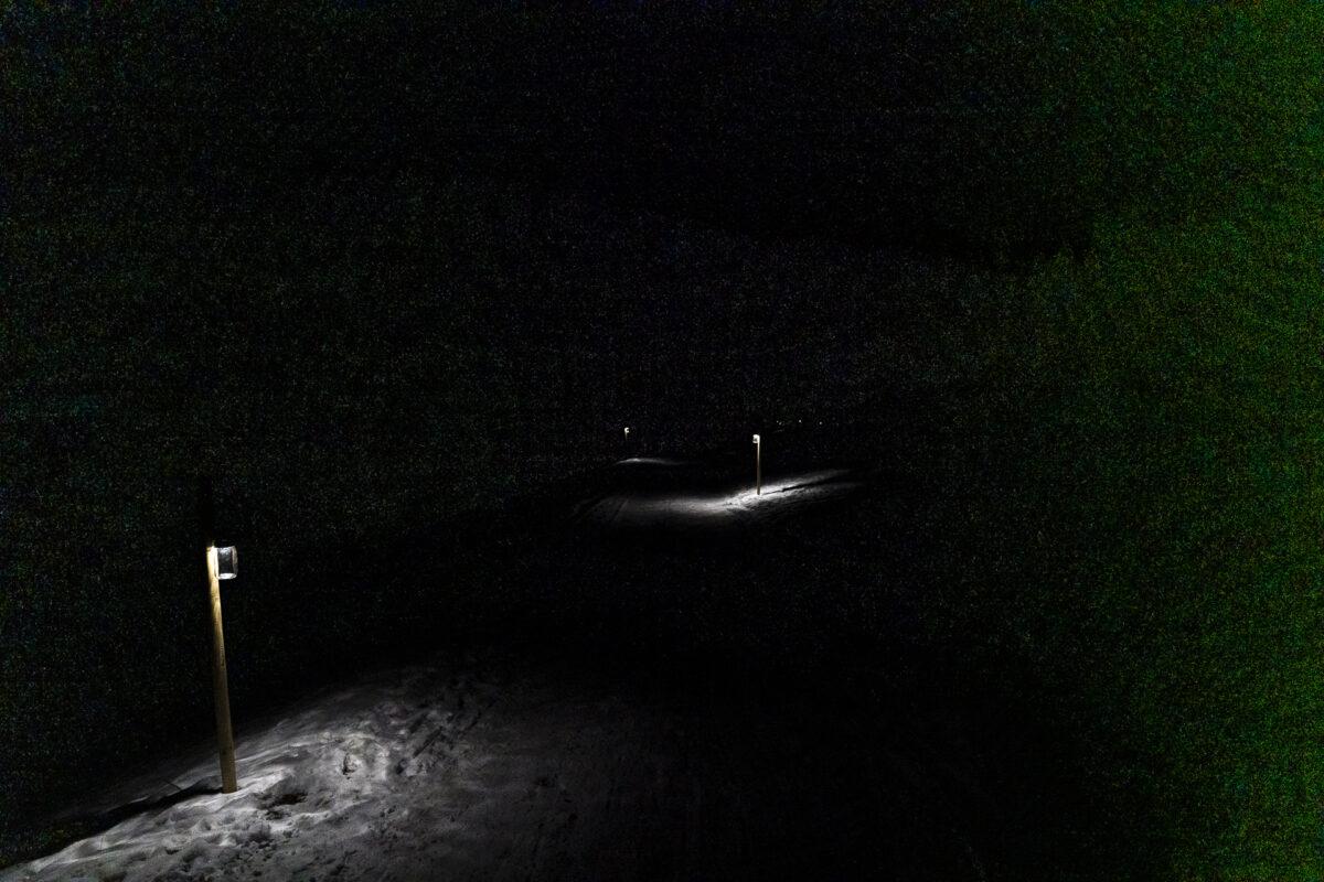 Laternenweg Falera-Laax