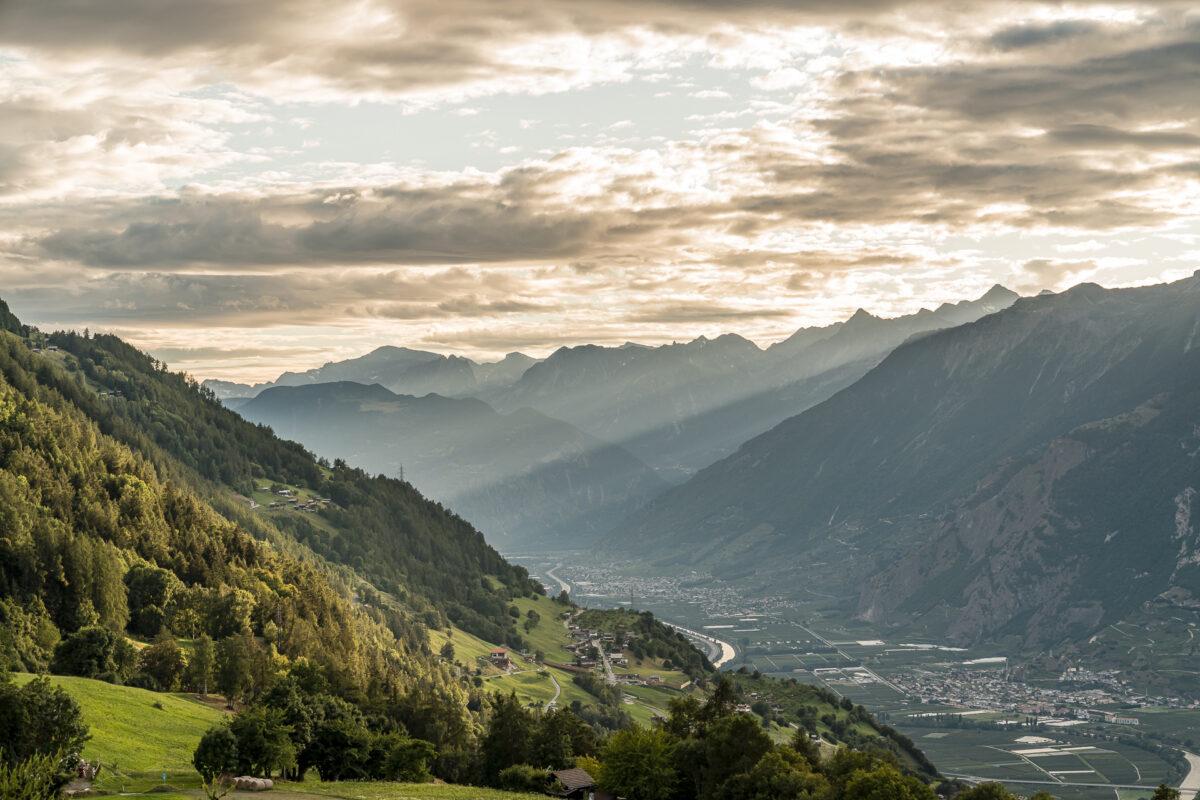 Nendaz Panorama