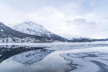 5 schöne Schneeschuhtrails & Winterwanderwege im Engadin