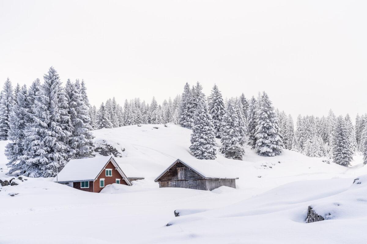 Schwägalp Winter