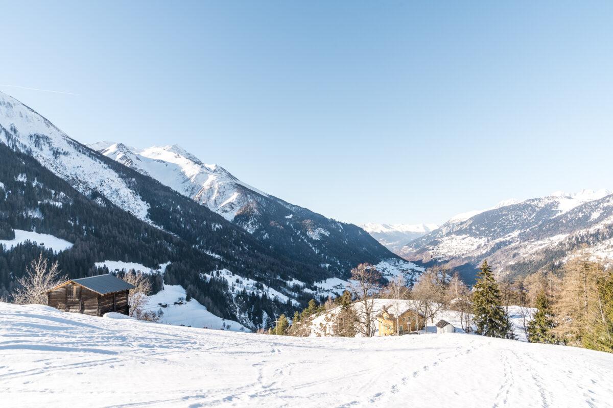 Ernen Winterwandern