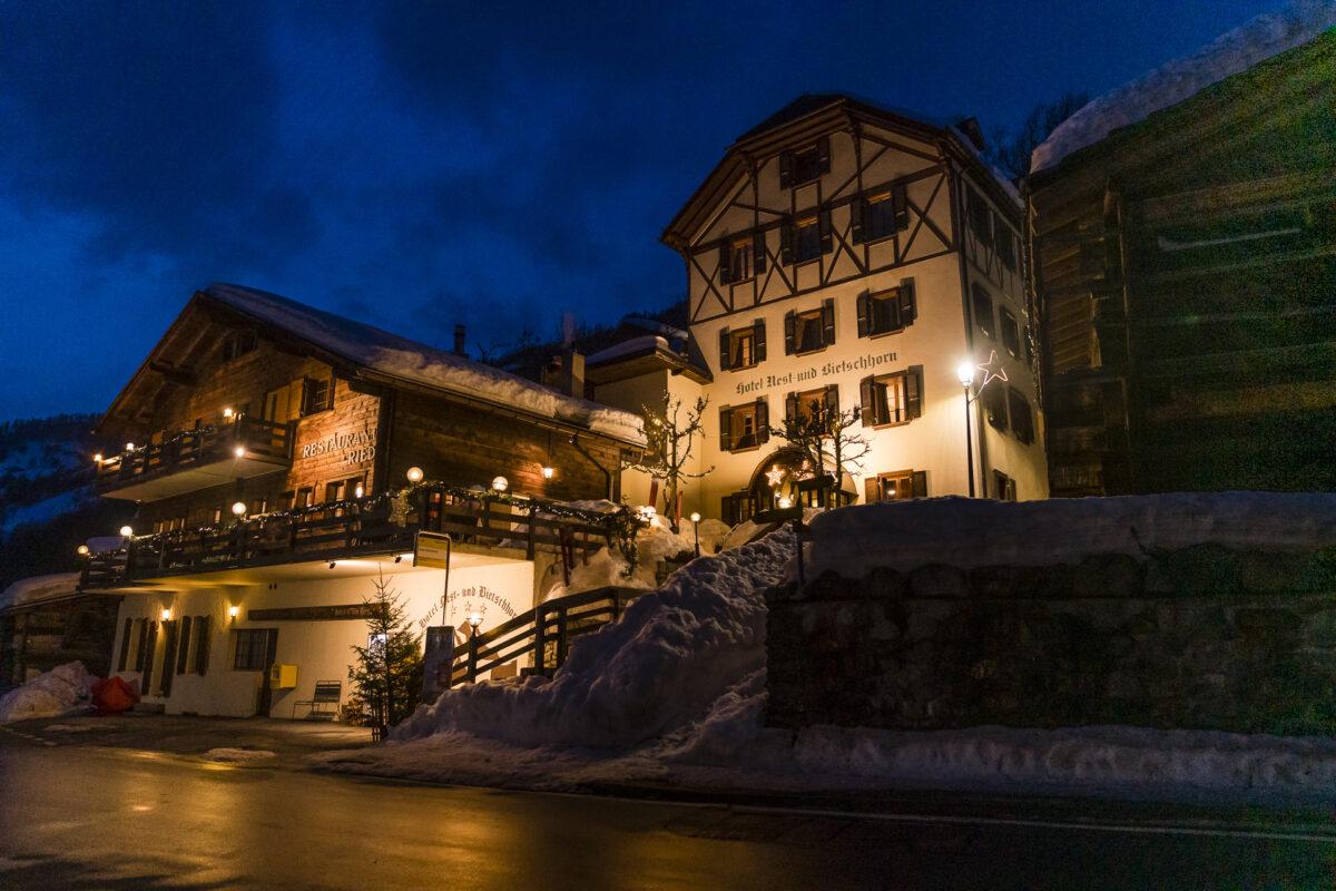 Hotel Nest & Bietschhorn Ried