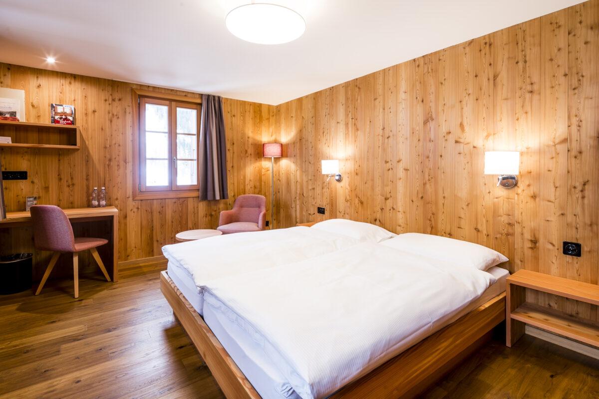 Neue Zimmer Nest- & Bietschhorn