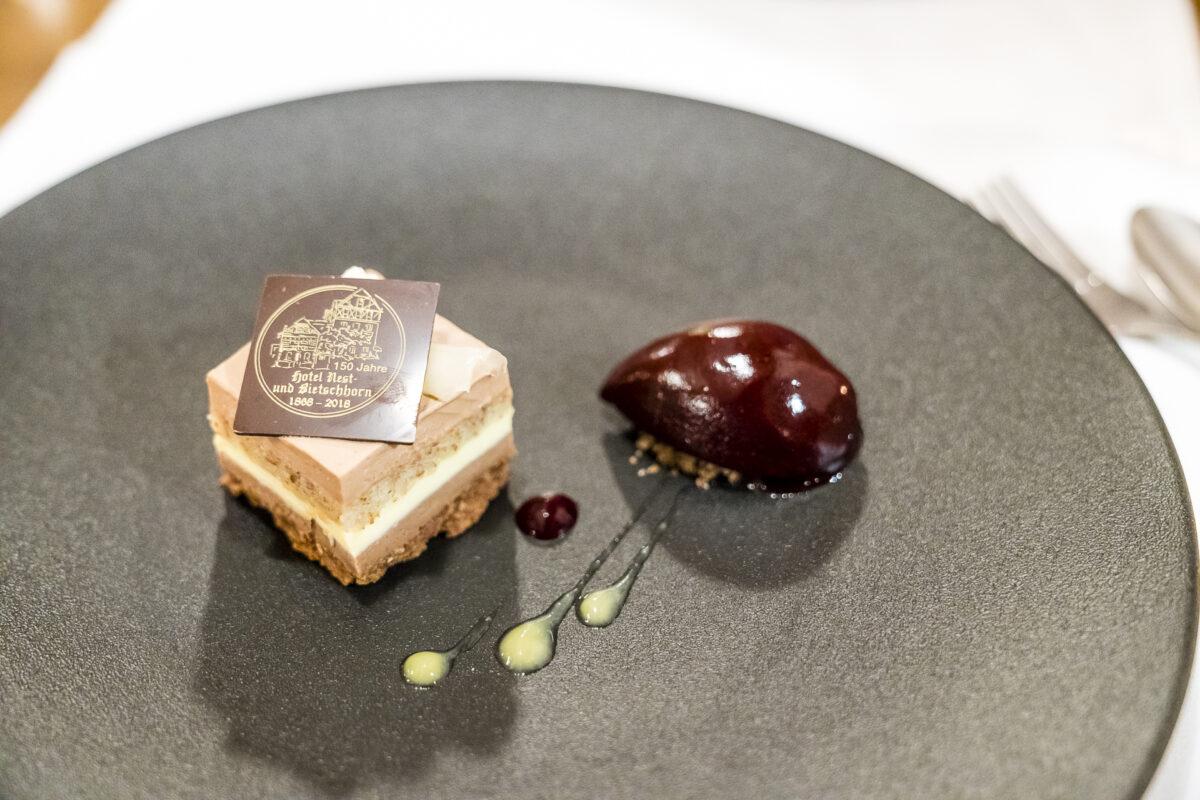 Dessert Hotel Nest- & Bietschhorn