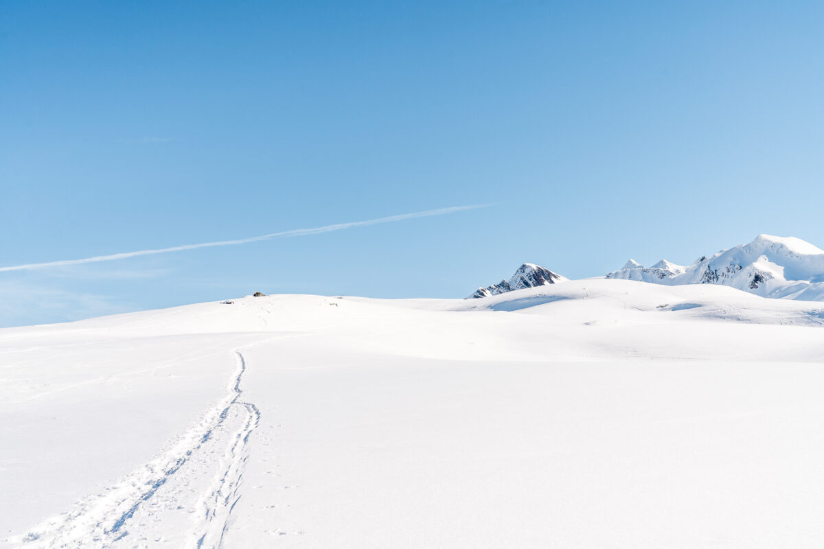 Ernergalen Skitouring