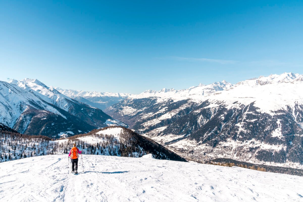 Schneeschuhtour Chäserstatt