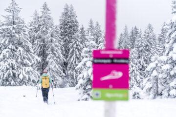 Schwägalp–Kronberg Trail: knackige Schneeschuhtour im Appenzellerland