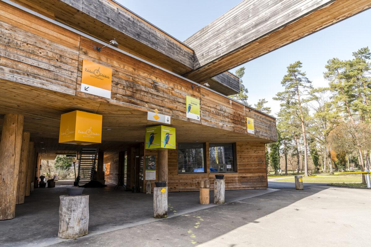 Naturschutzzentrum Thurauen