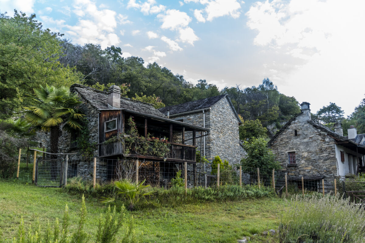 Curzutt Monte Carasso