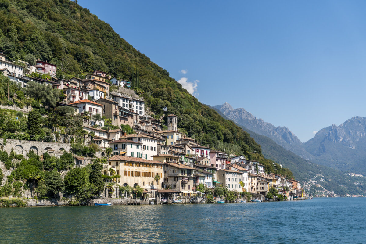 Gandria Lago di Lugano