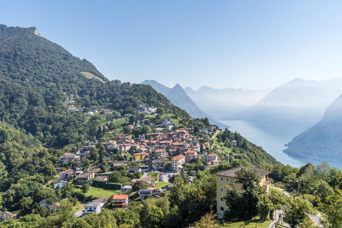 Monte Bre Dorf