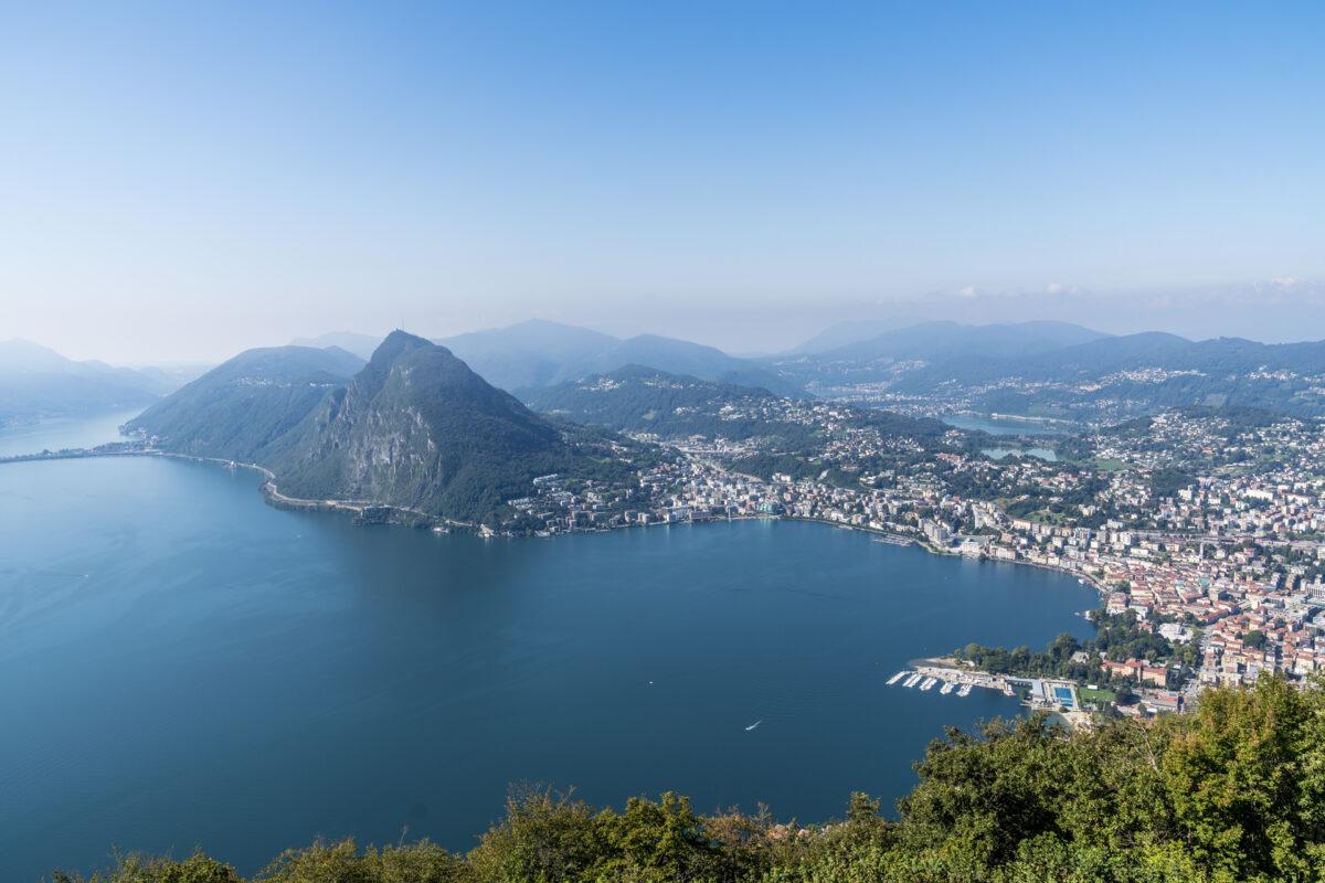 Monte Bre Lugano