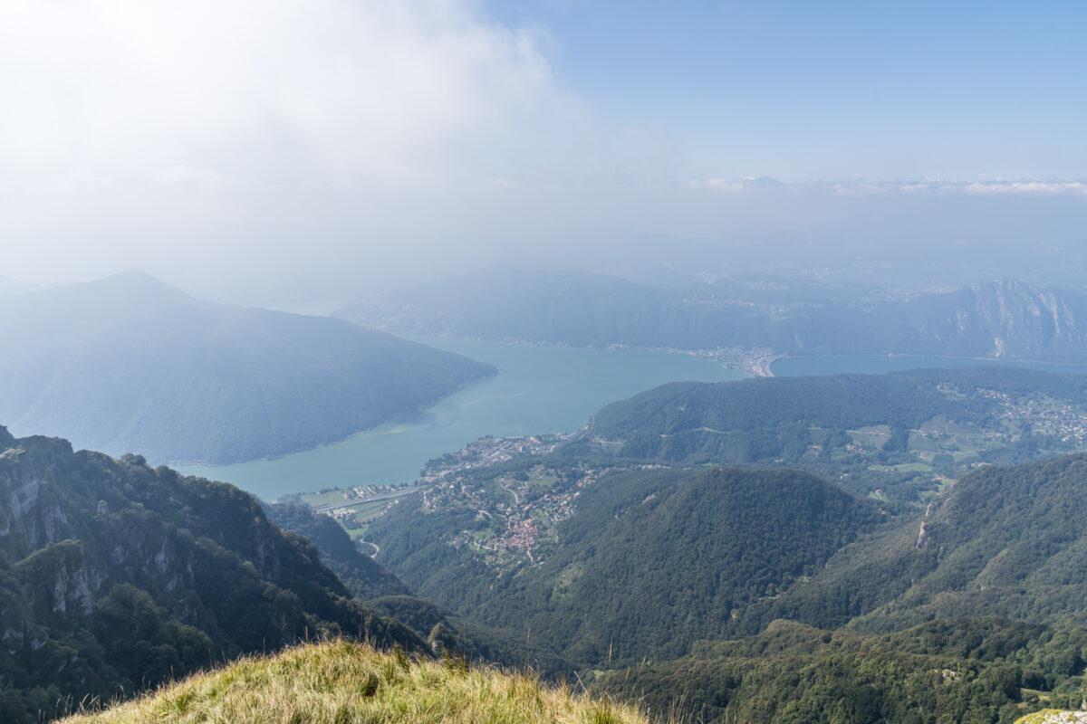 Monte Generoso Aussicht
