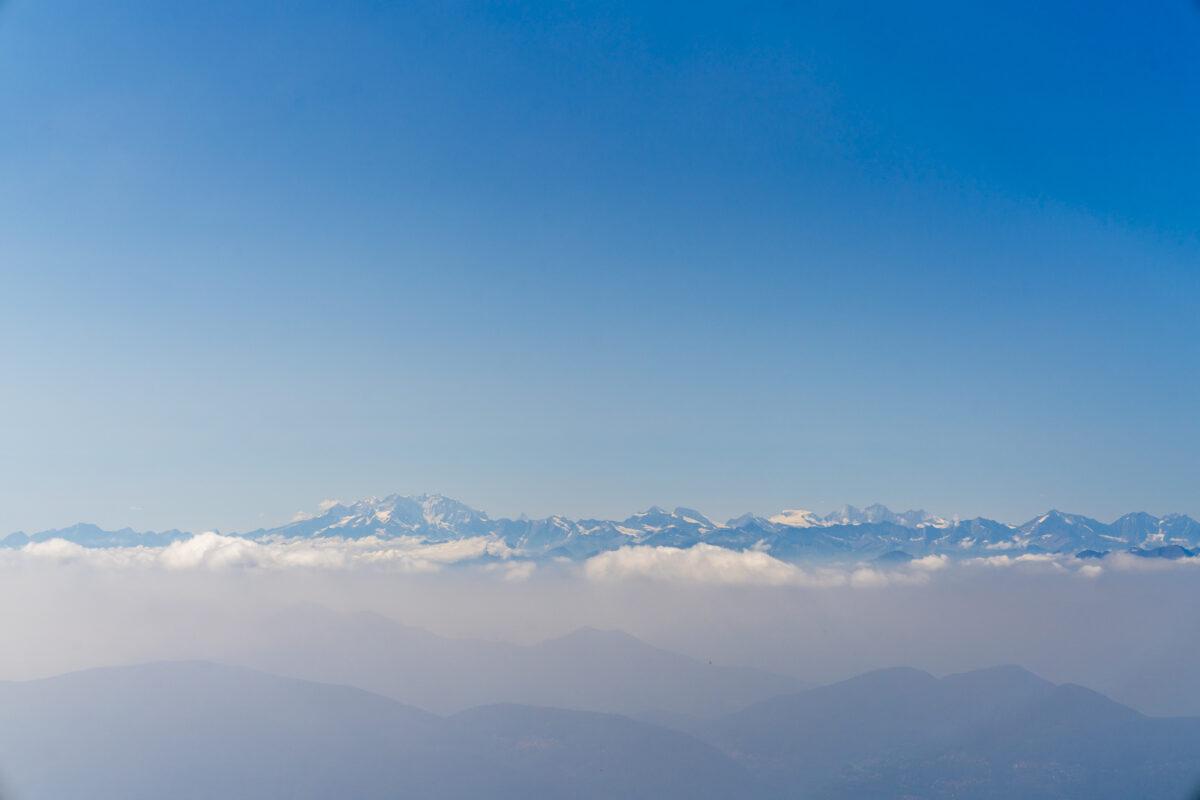 Monte Generoso Panorama