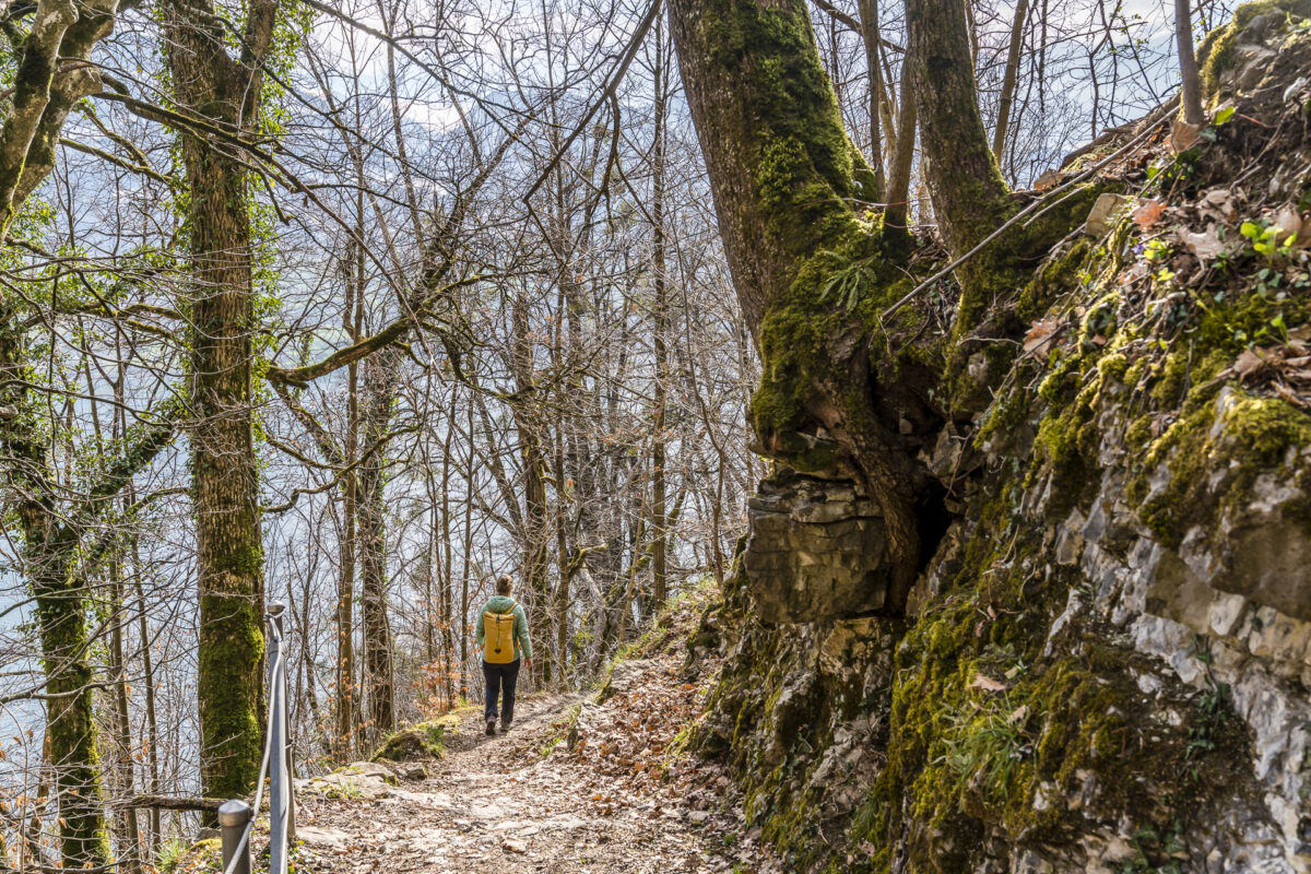 Wanderung Walenstadt Quinten